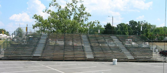 22-row-non-elevated-bleacher