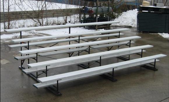 5-row-aluminum-bleacher