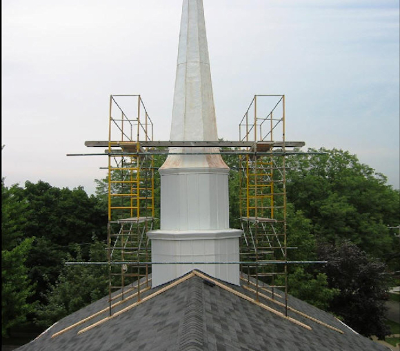 close-view-of-scaffold-for-steeple